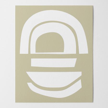 Barclay Haro Art Concepts Block Abstract