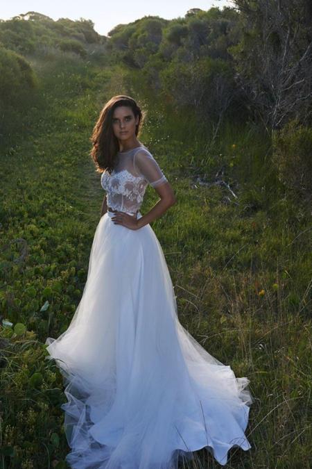 Mira Mandic Katarina Gown