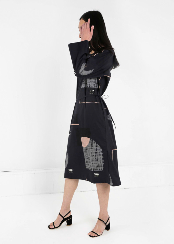 Kowtow Blueprint Dress