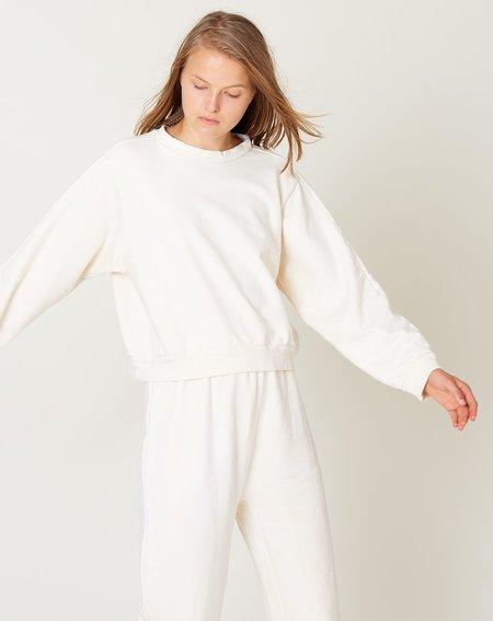 Wol Hide Easy Sweatshirt - Natural