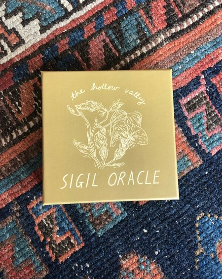 Erin Alise Hollow Valley Sigil Oracle