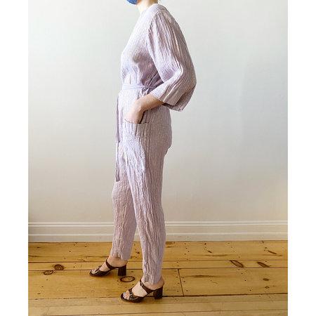 Raquel Allegra Utility Suit - Lilac