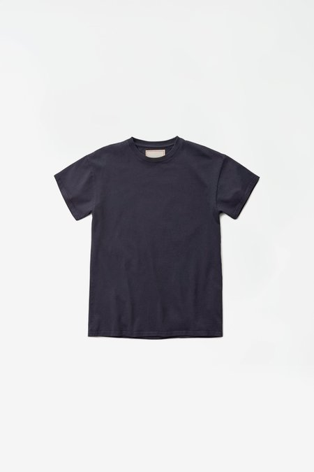 Jeanerica Heavy Shortsleeved Tee - Blue Grey