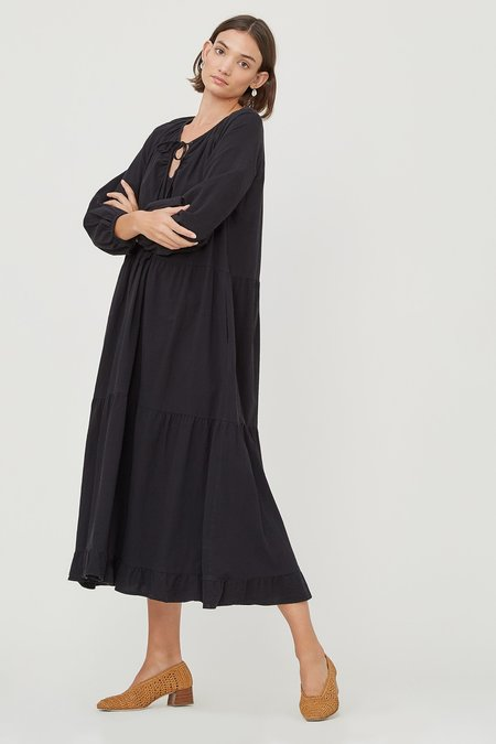 Lacausa Berkeley Dress - Tar