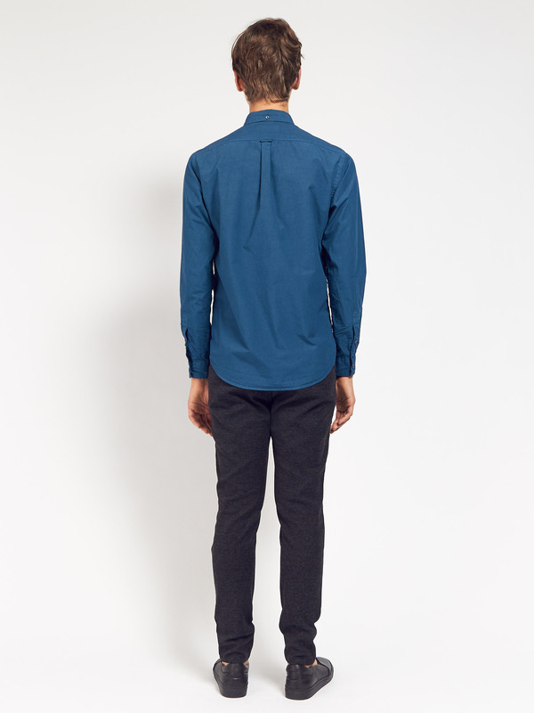 Schnayderman Leisure Poplin One Shirt