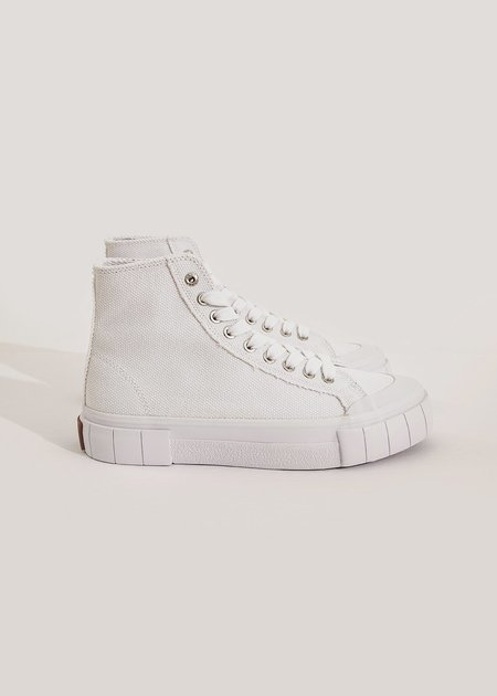 Unisex Good News Core Sneakers - White Palm