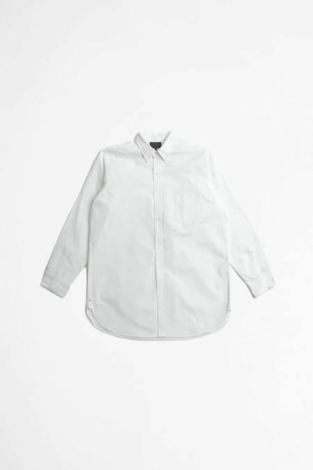 Beams Plus American Oxford Shirt - White