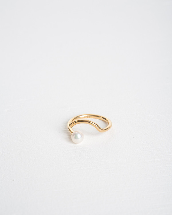 Faux/Real A Little Hug Ring