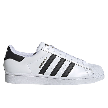 Adidas Superstar Sneakers - Cloud White/Core Black