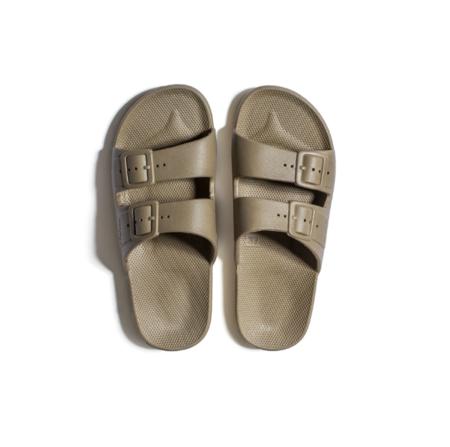 Freedom Moses Basic Slides - Khaki
