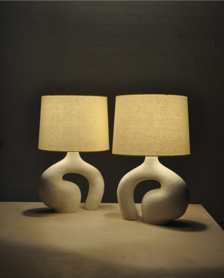 Kassandra Thatcher Oblong Loop Lamp