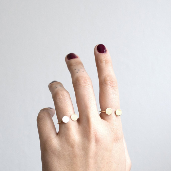 One Six Five Jewelry One Six Five Eclipse Ring