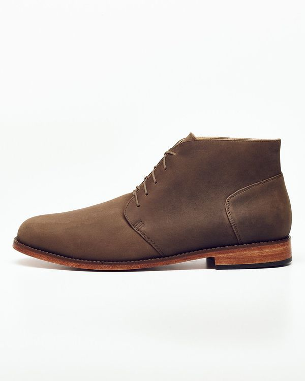 Men's Nisolo Emilio Chukka Boot Steel 5 for 5