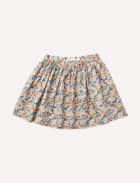 Kids Petits Vilains Josephine Mini Skirt - Poppy Forest