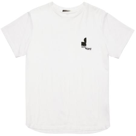 Isabel Marant Zafferh Tshirt - White