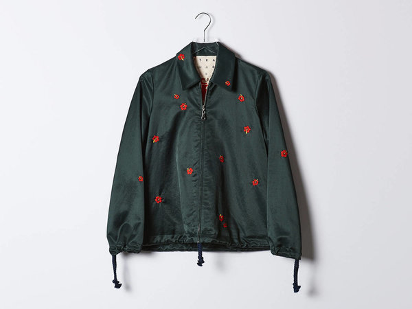 Trademark Reversible Souvenir Jacket