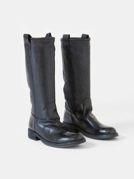 officine creative legrand tall boot - navy seal