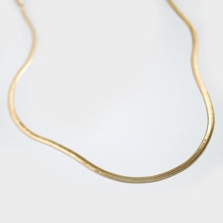 Merewif Clyde Chain - Gold