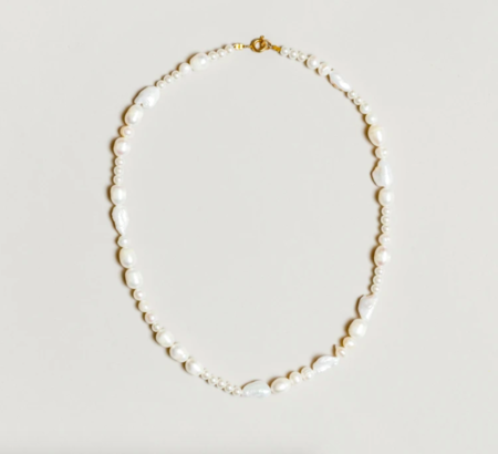 Wolf Circus Estelle Necklace - Gold