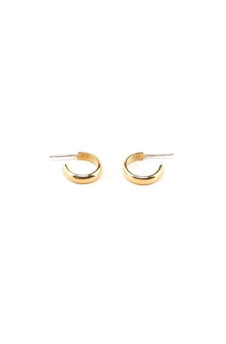 I Like It Here Club Aries Hoops Earrings