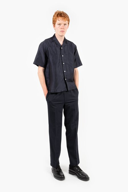 Soulland Pappy Shirt - Navy