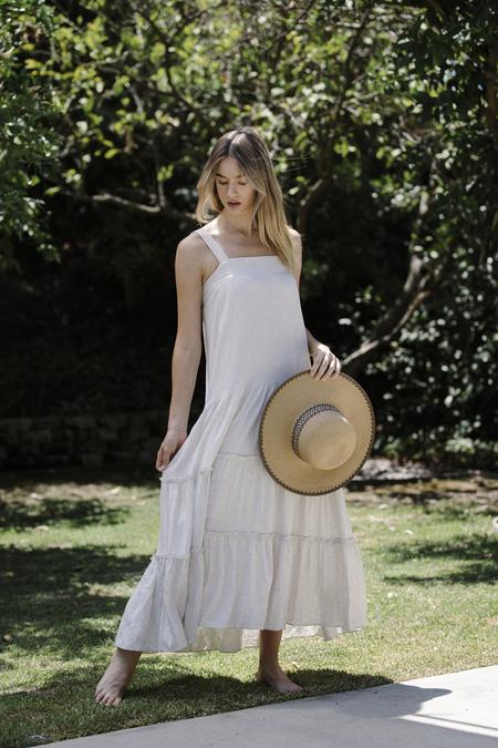 Six Crisp Days Lumi Dress - Beige