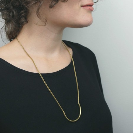 Body Double Short You Necklace