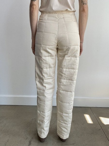 signe Dash Contemporary Quilted Pants