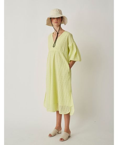 JUST FEMALE Naila Dress - Luminary