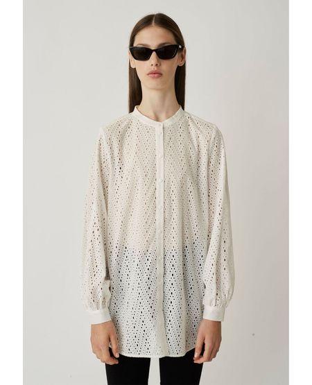Just Female Naila Shirt - Brilliant White