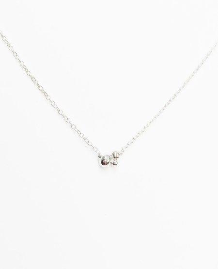 SUAI Proto Necklace - Silver