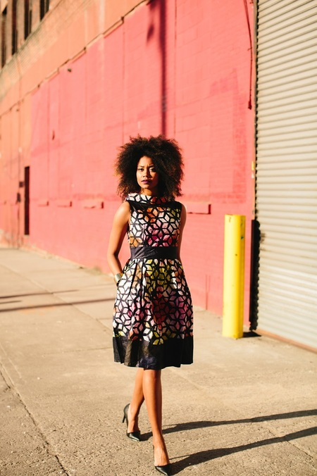 Busayo NYC Tomi Dress