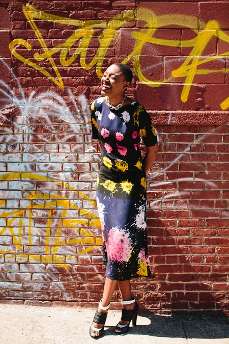 Busayo NYC Bola Dress