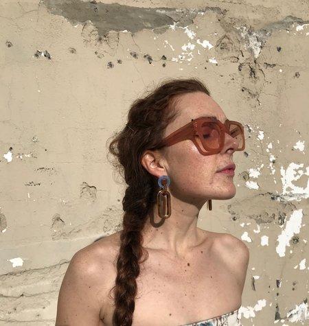 CARLA COLOUR Jarvus eyewear - Supernova/Apex