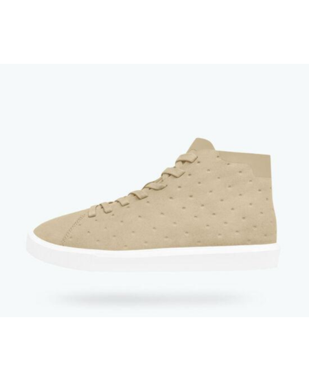 Native Shoes Sneaker - Monaco Mid/Rocky Brown/Shell White