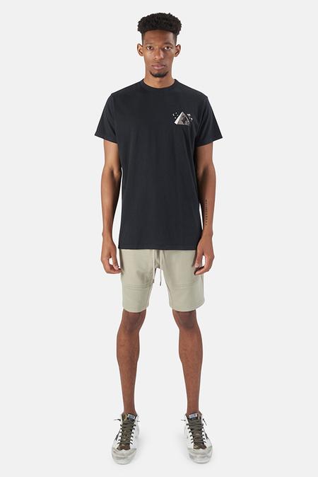 RE/DONE Modern Classic T-Shirt - Pharaohs Black
