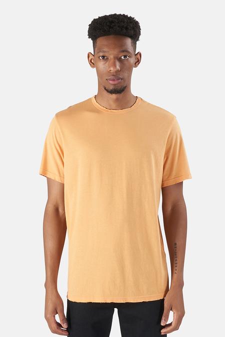Cotton Citizen Classic Crewneck T-Shirt - burnt Orange