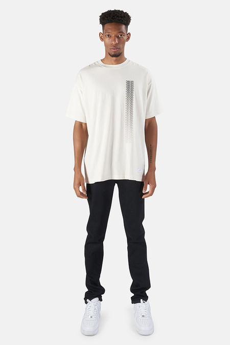 Stampd F*** Off Drag Box T-Shirt - Cement