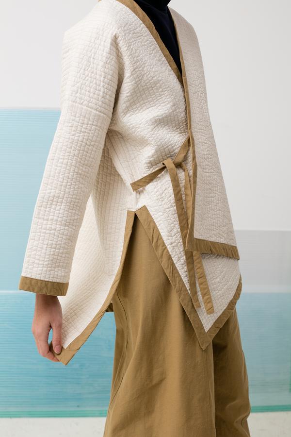 Caron Callahan Carson Kimono - quilted cotton