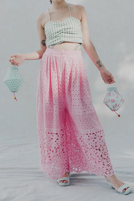 Anntian Classic Pantskirt - Pink