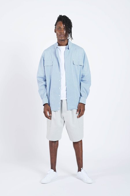 House of the Very Islands Drive Shaft Shirt Jacket