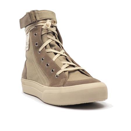 Any7 Hi-Top II sneakers - Grain