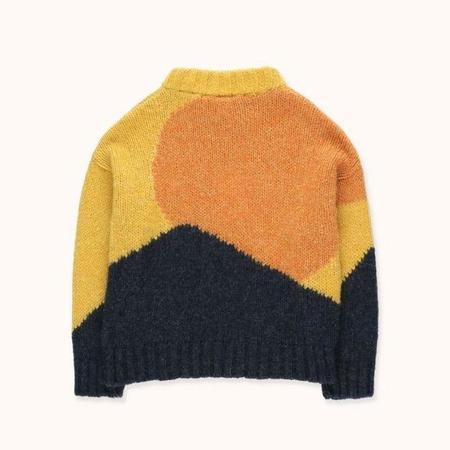 KidsTinycottons Fuji Color Block Sweater