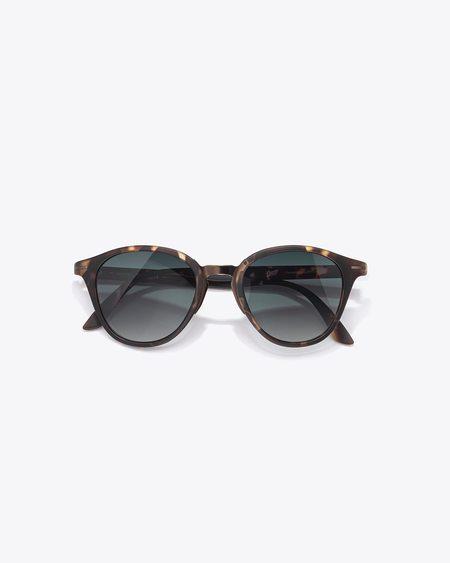 Unisex Sunski Sunglasses Vacanza Eyewear - Tortoise/Forest