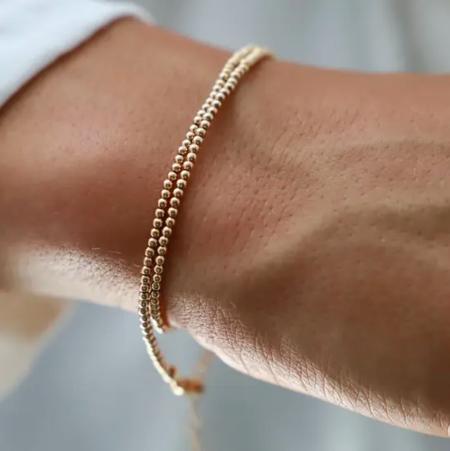 Katie Waltman Jewelry Beaded Double Wrap Bracelet