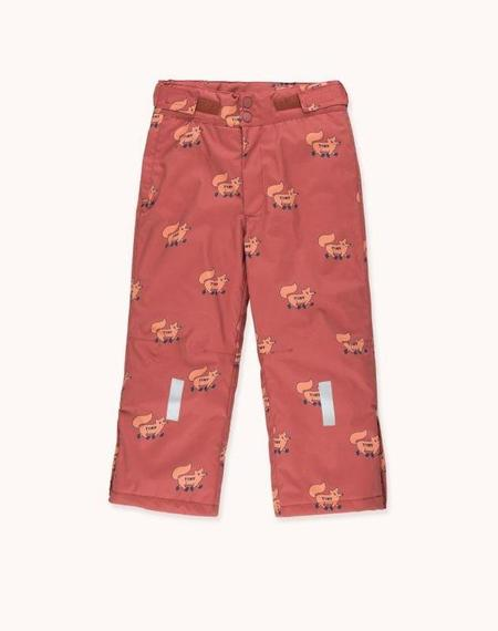 Kids Tinycottons Foxes Snow Pant