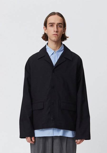 mfpen Dash Jacket - Black