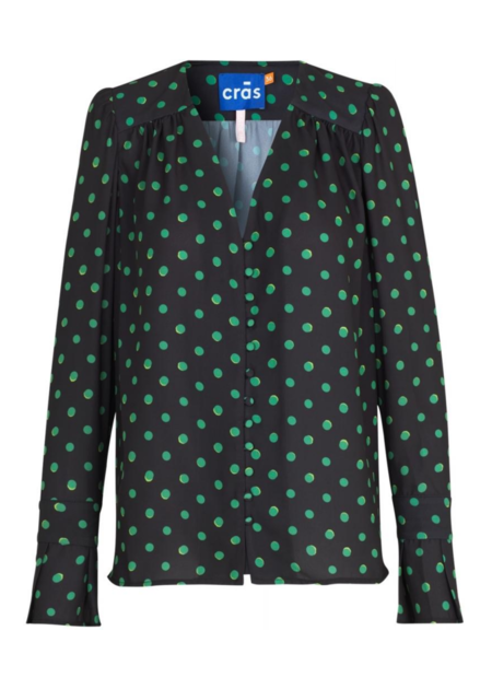 Cras Aries shirt - Green