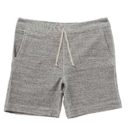 N.Hoolywood 54PIECES Sweat Shorts - Top Grey