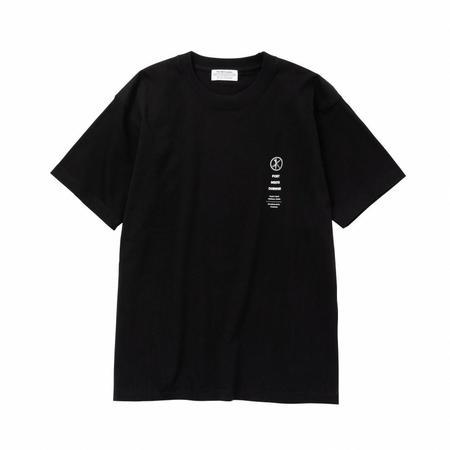 POET MEETS DUBWISE Killiman Jah Low Works Collage 2 T Shirt - Black